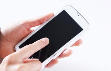スマートフォン普及で腱鞘炎が増加